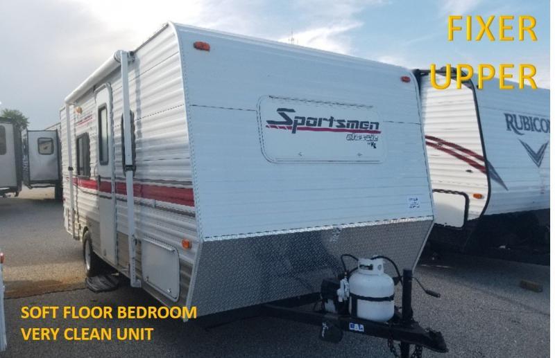 2014 K-z Sportsmen Classic 200 - 12766A  - Burlington RV Superstore
