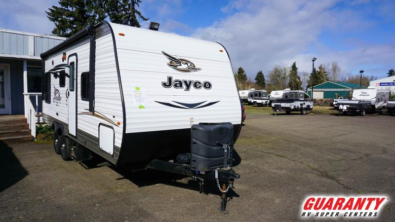 2017 Jayco Jay Flight Slx 212QBW - Guaranty RV Trailer and Van Center - T39668B