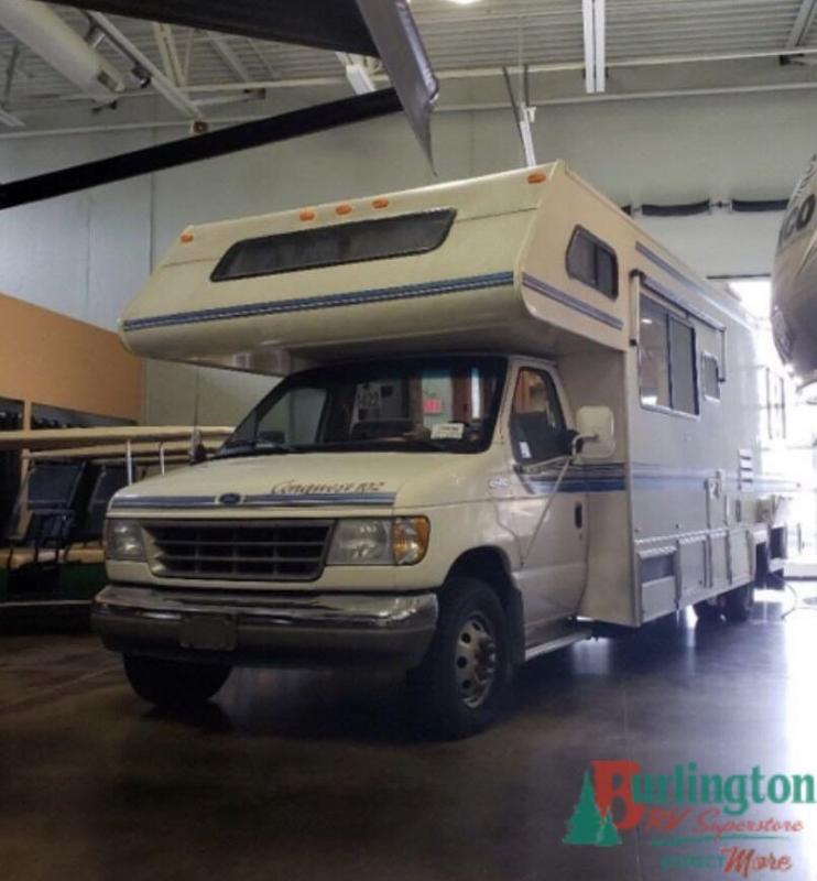 1994 Gulfstrea Conquest 6293 WIDE BODY - BRV - 12551B  - Burlington RV Superstore