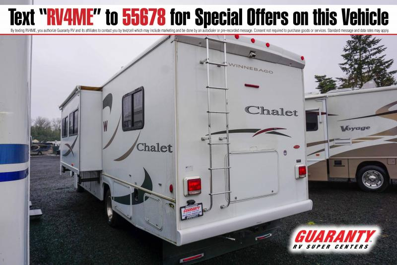 2009 Winnebago Chalet 30B - Pre-Auction Specials - WPM43131