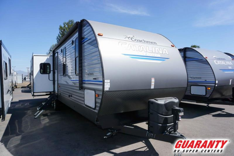 2020 Coachmen Catalina Legacy Edition 333RETS - Guaranty RV Trailer and Van Center - T40589
