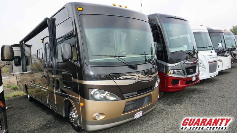 2013 Thor Motor Coach Hurricane 34E - Guaranty RV Motorized - PM40074A