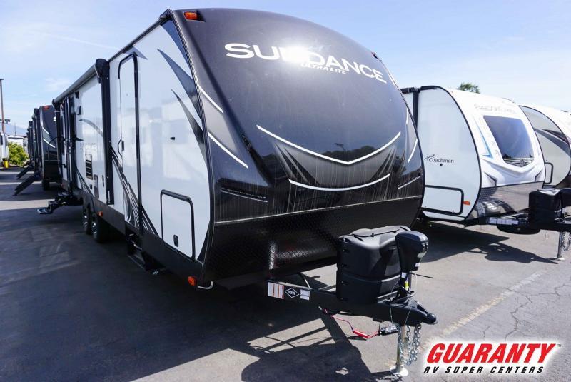 2020 Heartland Sundance Ultra-Lite 273RL - Guaranty RV Trailer and Van Center - T40638