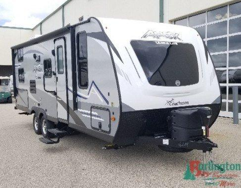 2019 Coachmen Apex Ultra Lite 245BHS - BRV - 13096  - Burlington RV Superstore