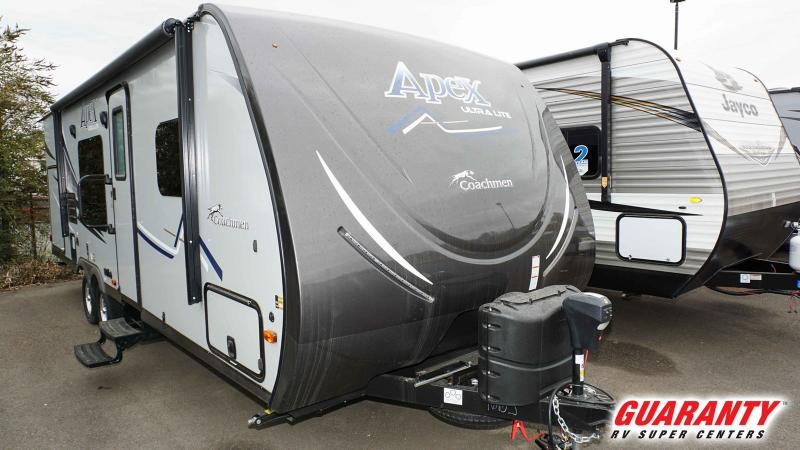 2019 Coachmen Apex Ultra Lite 251RBK - Guaranty RV Trailer and Van Center - T39760
