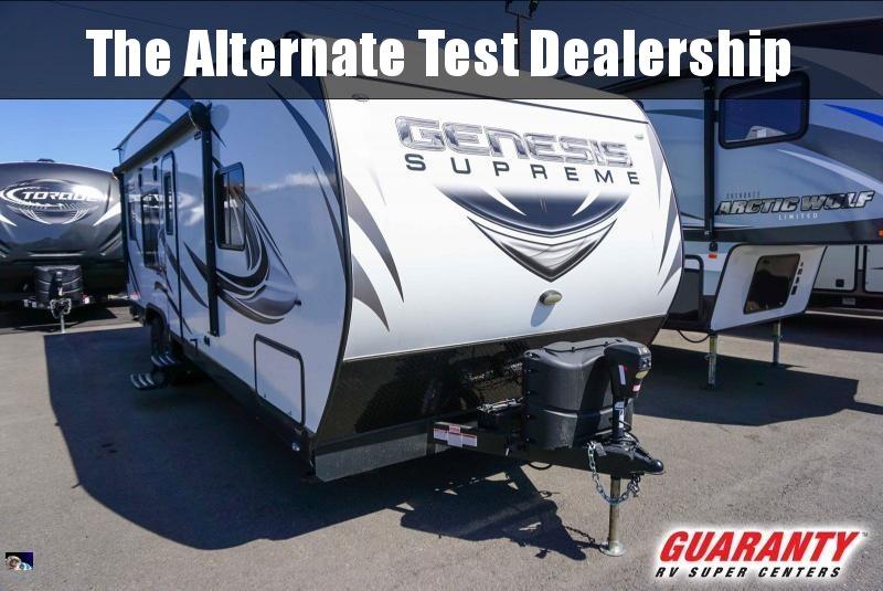 2018 Genesis Supreme 25FS - Guaranty RV Fifth Wheels - 2M39873B