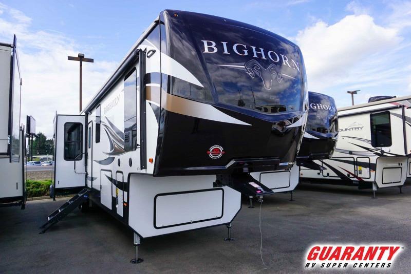 2020 Heartland Bighorn 3985RRD - Guaranty RV Fifth Wheels - T41082