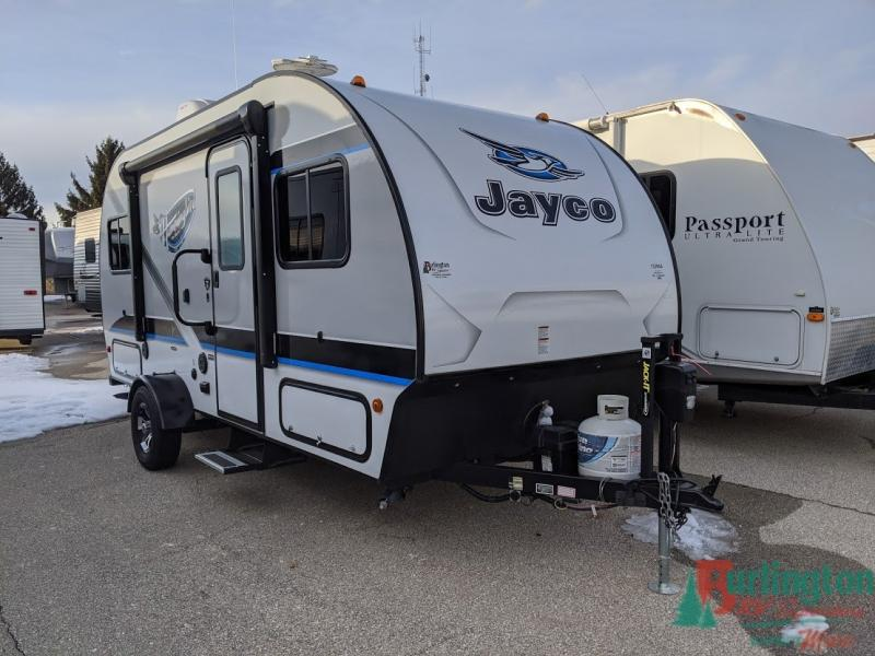 2018 Jayco Hummingbird 17FD - BRV - 13594A  - Burlington RV Superstore