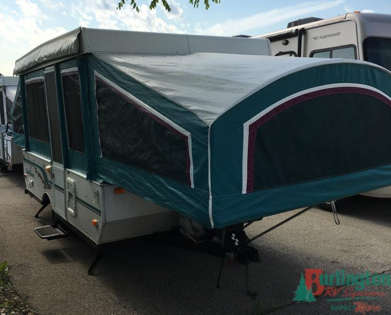 1997 Coachmen Clipper 1270 - BRV - 12712A  - Burlington RV Superstore