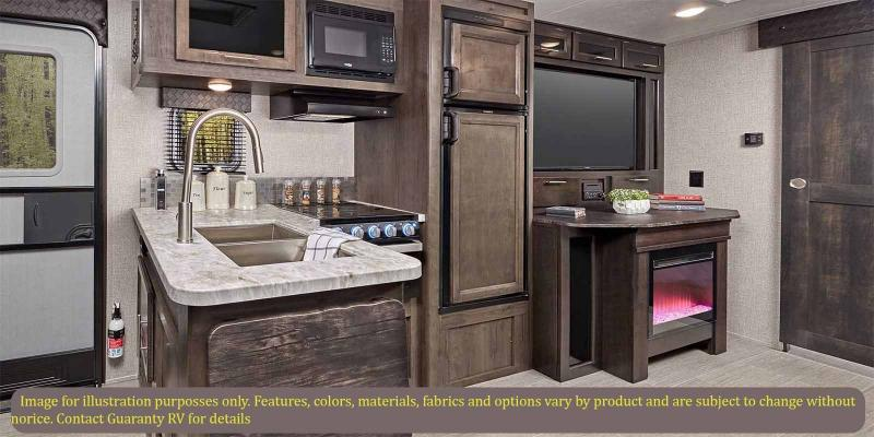 2020 Jayco White Hawk 23MRB - Guaranty RV Trailer and Van Center - T40857