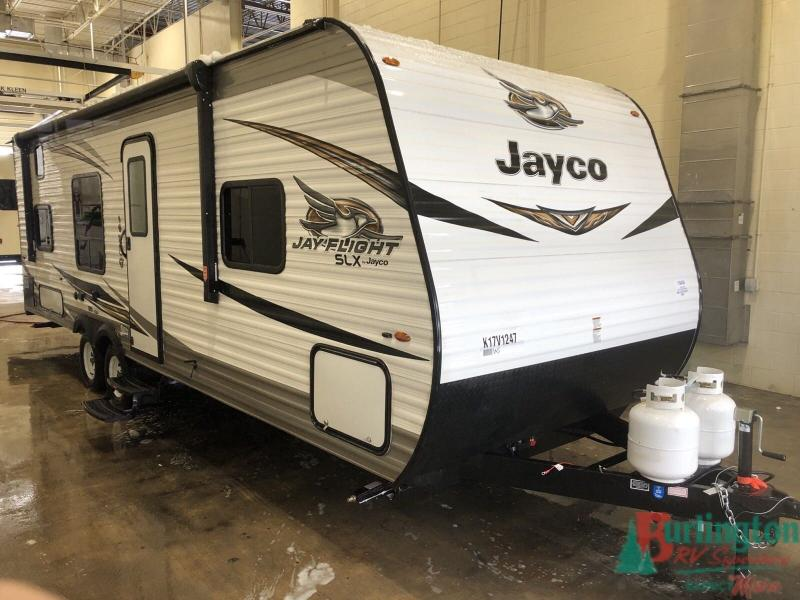 2019 Jayco Jay Flight Slx 264BH - BRV - 13434  - Burlington RV Superstore