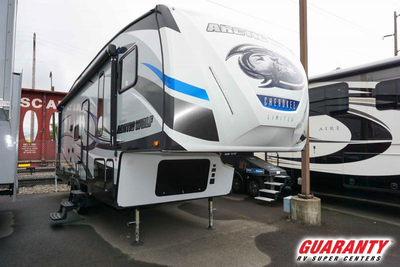 2018 Forest River Cherokee Arctic Wolf 265DBH8 - Guaranty RV Fifth Wheels - PT3771