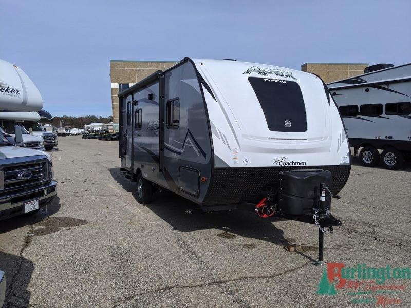 2020 Coachmen Apex Nano 189RBS - Sturtevant, WI - 13818  - Burlington RV Superstore