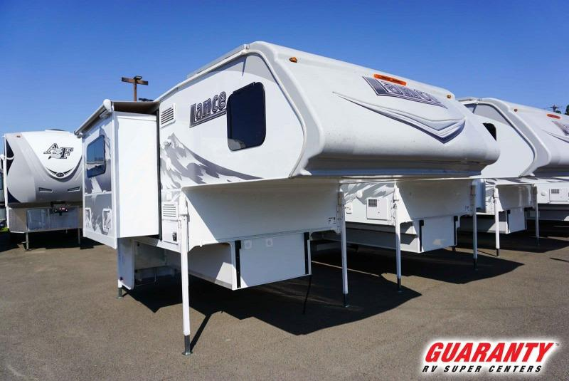 2020 Lance Truck Camper Short Bed 855S - Guaranty RV Fifth Wheels - T41040