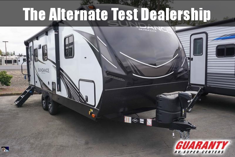 2021 Heartland Sundance Ultra-Lite 221 RB - Guaranty RV Trailer and Van Center - T41721