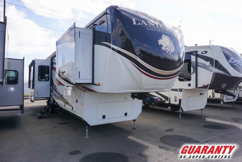 2016 Heartland Landmark 365 LM Key West - Guaranty RV Fifth Wheels - PT3855