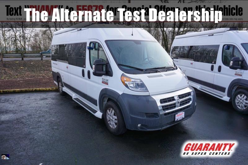 2018 Pleasure-Way Lexor TS - Guaranty RV Trailer and Van Center - PT4049