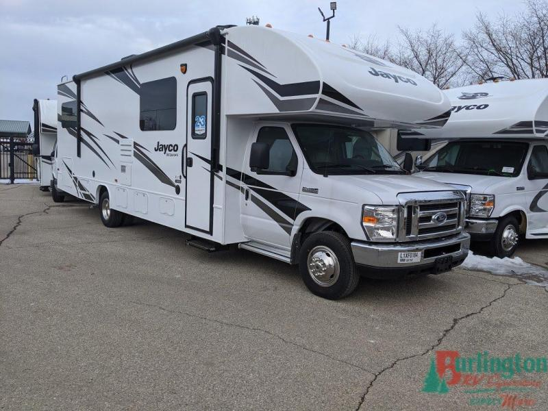 2020 Jayco Redhawk 31F - Sturtevant, WI - 13646  - Burlington RV Superstore