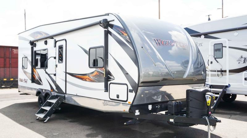 2019 Forest River Work and Play 25WQB - Guaranty RV Fifth Wheels - T40680