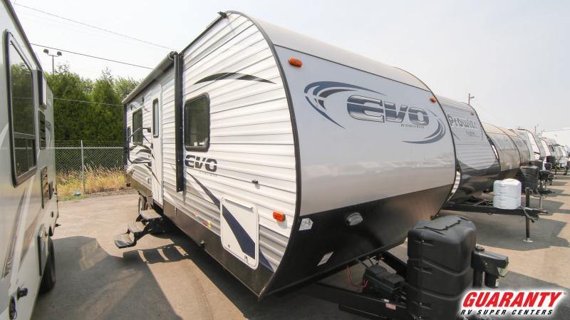 2017 Forest River Evo T2360 - RV Show - T39722A