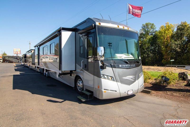 2013 Winnebago Journey 42E - Guaranty RV Motorized - M38372A