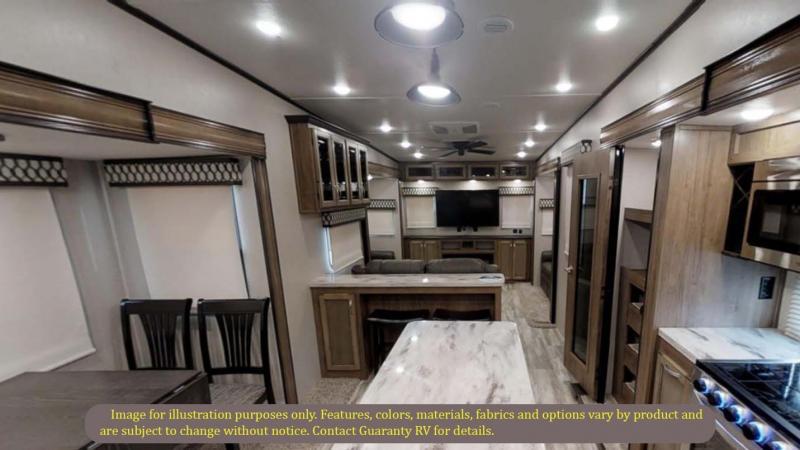 2020 Coachmen Chaparral 381RD - Guaranty RV Fifth Wheels - T40739