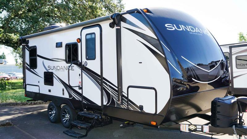 2020 Heartland Sundance Ultra-Lite 198MB - Guaranty RV Trailer and Van Center - T40630