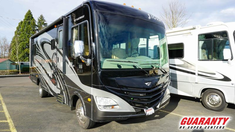 2013 Fleetwood Storm 28MS - Guaranty RV Motorized - PM40001A