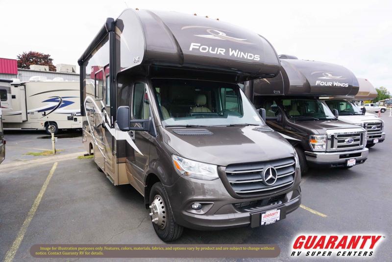2020 Thor Motor Coach Four Winds Sprinter 24BL - Guaranty RV Motorized - M40913