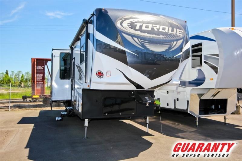 2018 Heartland Torque 345 JM - Guaranty RV Fifth Wheels - T37225