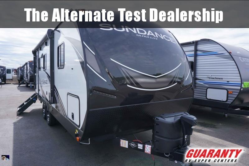 2020 Heartland Sundance Ultra-Lite 221RB - Guaranty RV Trailer and Van Center - T41248