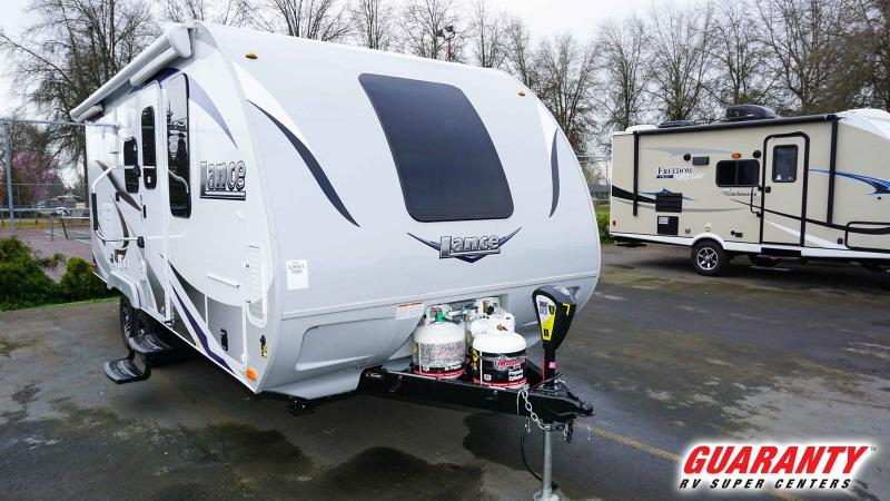 2019 Lance Travel Trailer 1985 - Guaranty RV Trailer and Van Center - T40374