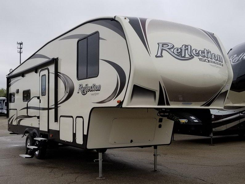 2019 Grand Design Reflection 150 273MK - 12956  - Burlington RV Superstore