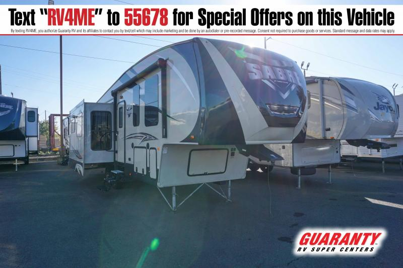 2016 Forest River Sabre 295CK - Guaranty RV Fifth Wheels - 2M38440C
