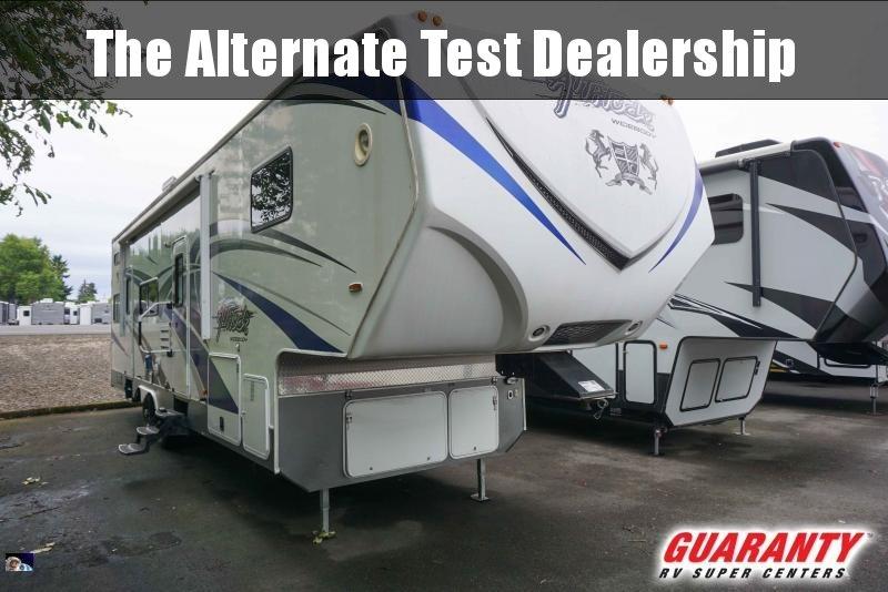 2013 Eclipse Attitude GS32 - Guaranty RV Fifth Wheels - T41371A