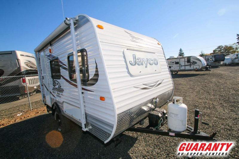 2015 Jayco Jay Flight Slx 145RB - Guaranty RV Trailer and Van Center - T39694A