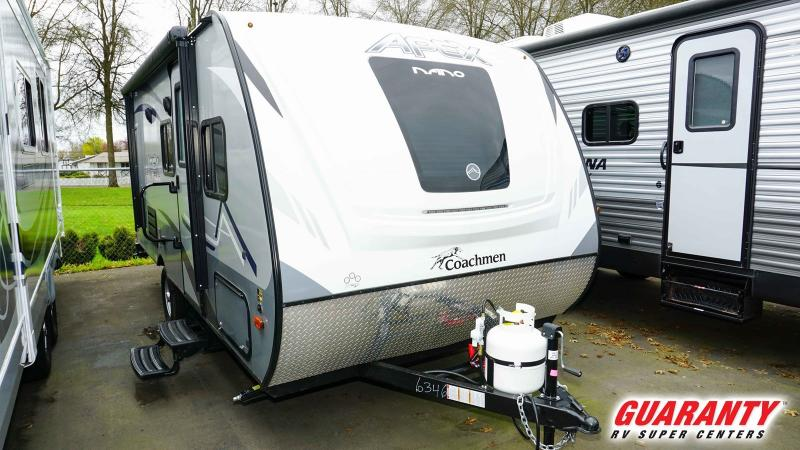 2019 Coachmen Apex Nano 193BHS - Guaranty RV Trailer and Van Center - T40355