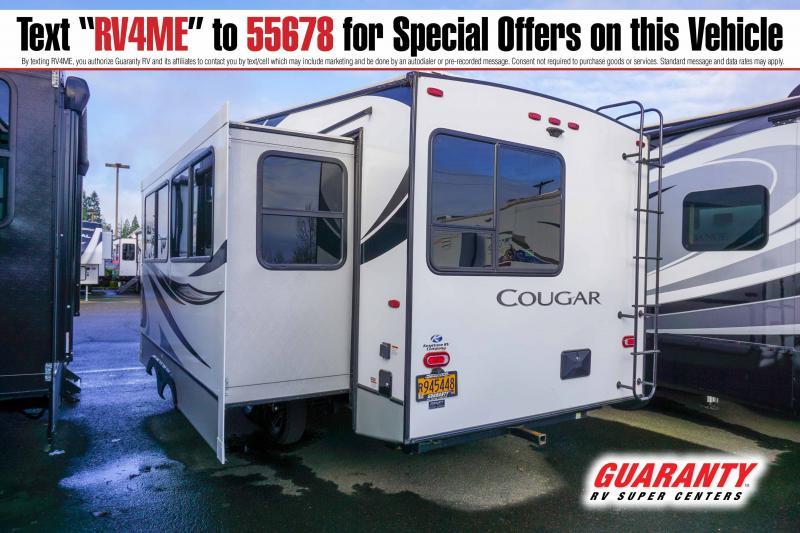 2020 Keystone Cougar Half-Ton 25RES - Guaranty RV Fifth Wheels - T42299A