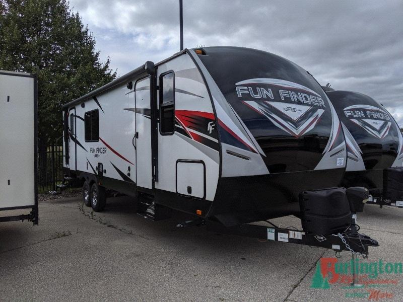 2018 Cruiser Fun Finder Extreme Lite 27IK - Sturtevant, WI - 13755A  - Burlington RV Superstore