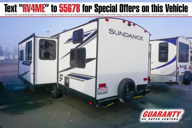 2021 Heartland Sundance Ultra-Lite 291 QB - Guaranty RV Trailer and Van Center - T42966