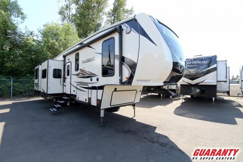 2019 Heartland Elkridge 37RK - Guaranty RV Fifth Wheels - T39481