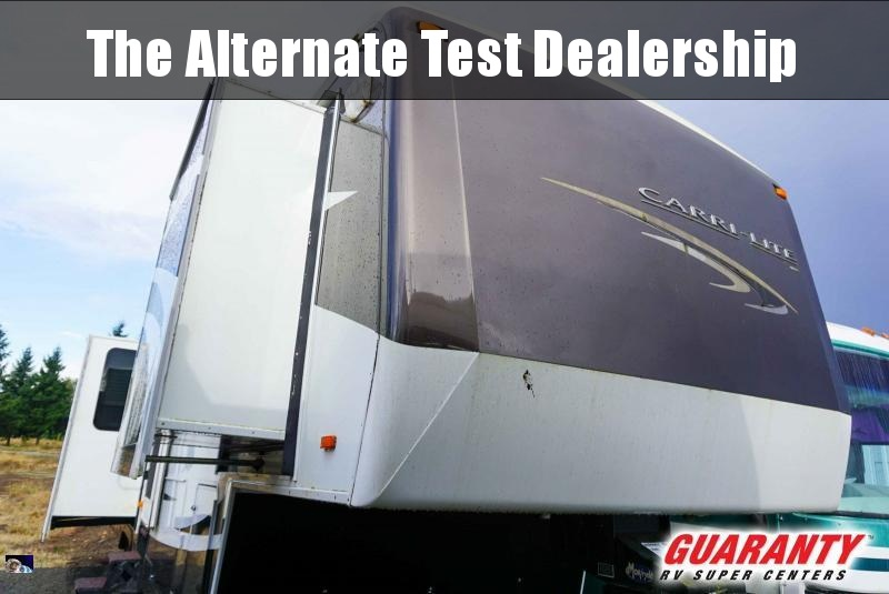 2009 Carriage Carriage 36XTREM39 - Guaranty RV Fifth Wheels - 3PM40494B