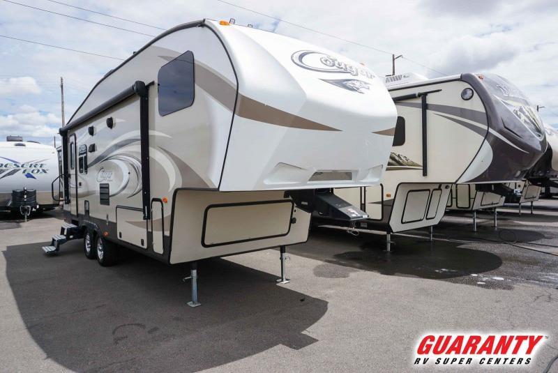 2017 Keystone Cougar Half-Ton 246RLSWE - Guaranty RV Fifth Wheels - PT3734