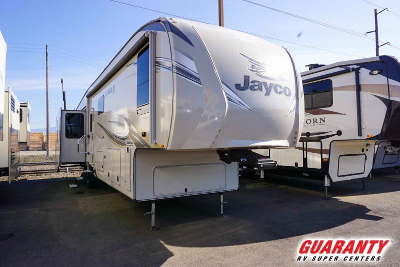 2018 Jayco Eagle 355MBQS - Guaranty RV Fifth Wheels - PT3838A
