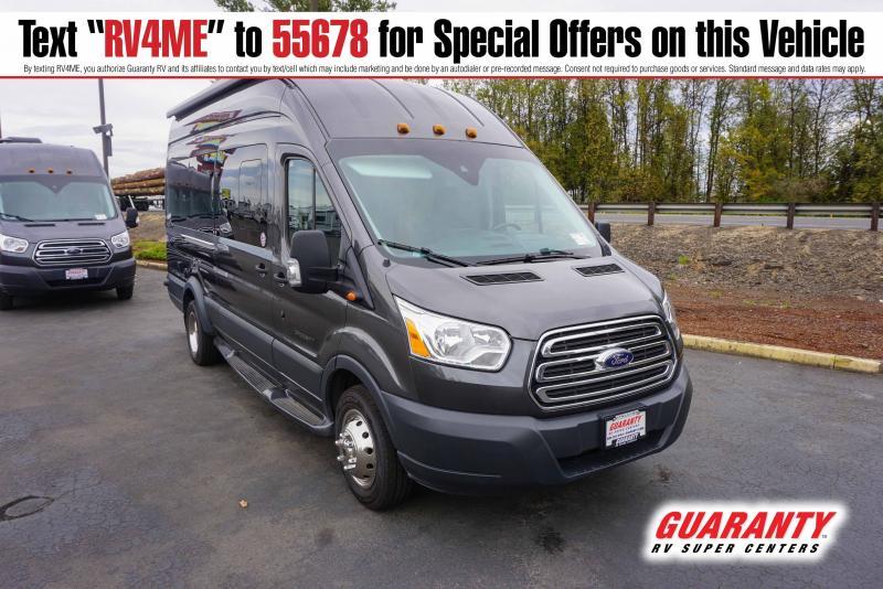 2019 Coachmen Crossfit 22C - Guaranty RV Trailer and Van Center - PT3896