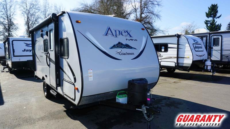 2016 Coachmen Apex Nano 172CKS - Guaranty RV Trailer and Van Center - 1T38822A
