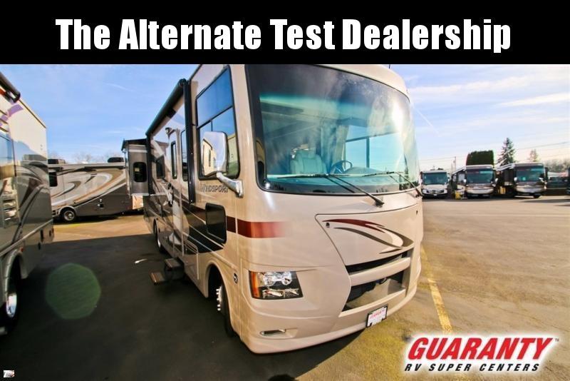 2014 Thor Motor Coach Windsport 29X - Guaranty RV Motorized Showcase - M36864C