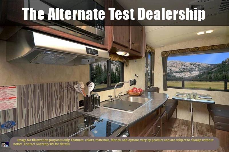2020 Northwood Nash 17K - Guaranty RV Trailer and Van Center - T40673