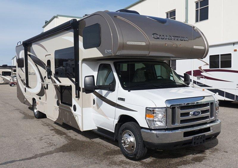 2018 Thor Motor Coach Quantum WS31 - 12889  - Burlington RV Superstore