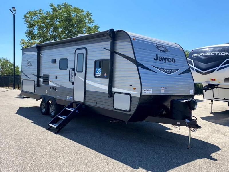 2021 Jayco Jay Flight SLX8 267BHS - Sturtevant, WI - 14195  - Burlington RV Superstore